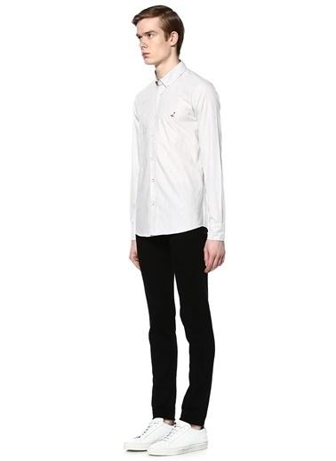 Oxford Yaka Uzun Kollu Gömlek-Beymen Club